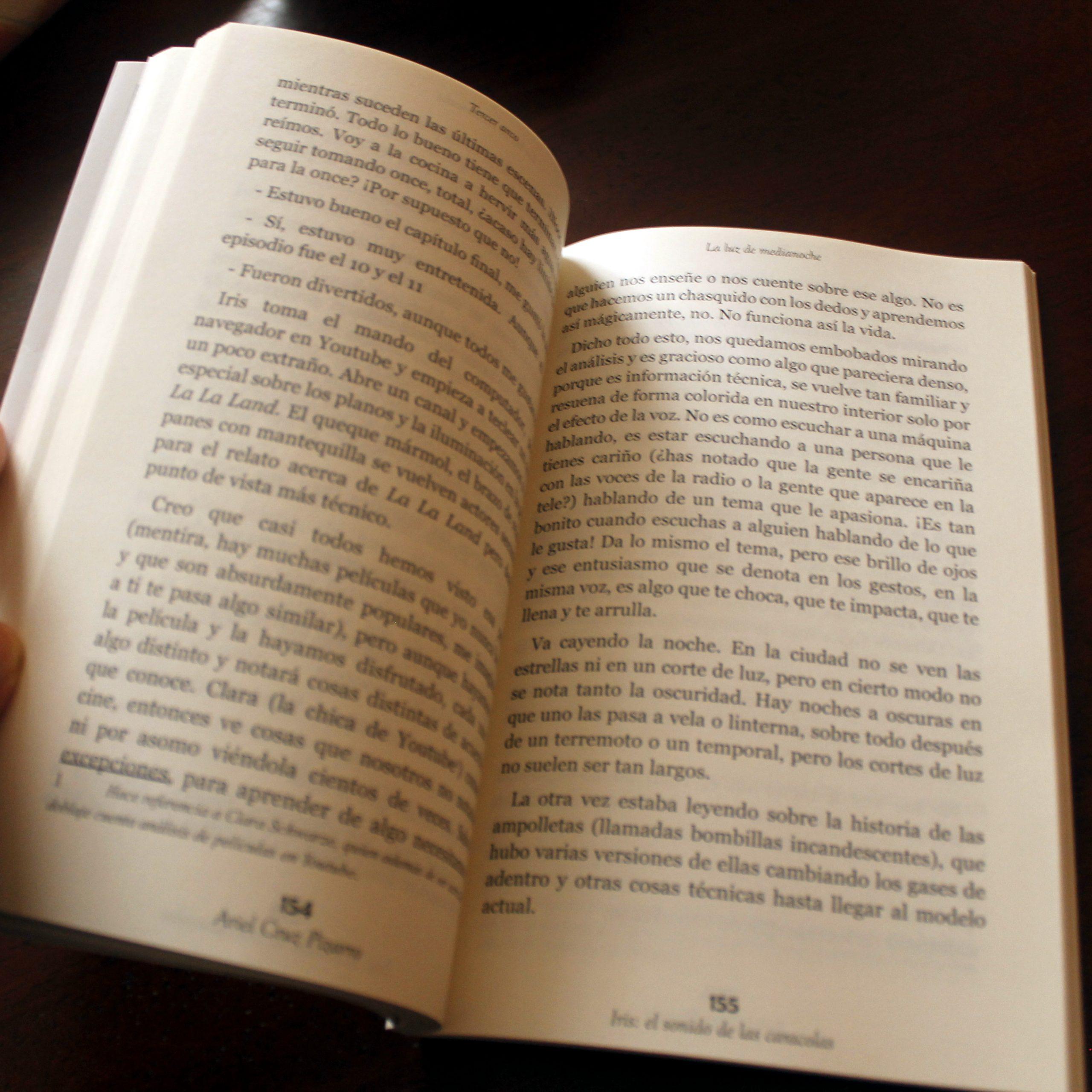 Lectura de Iris