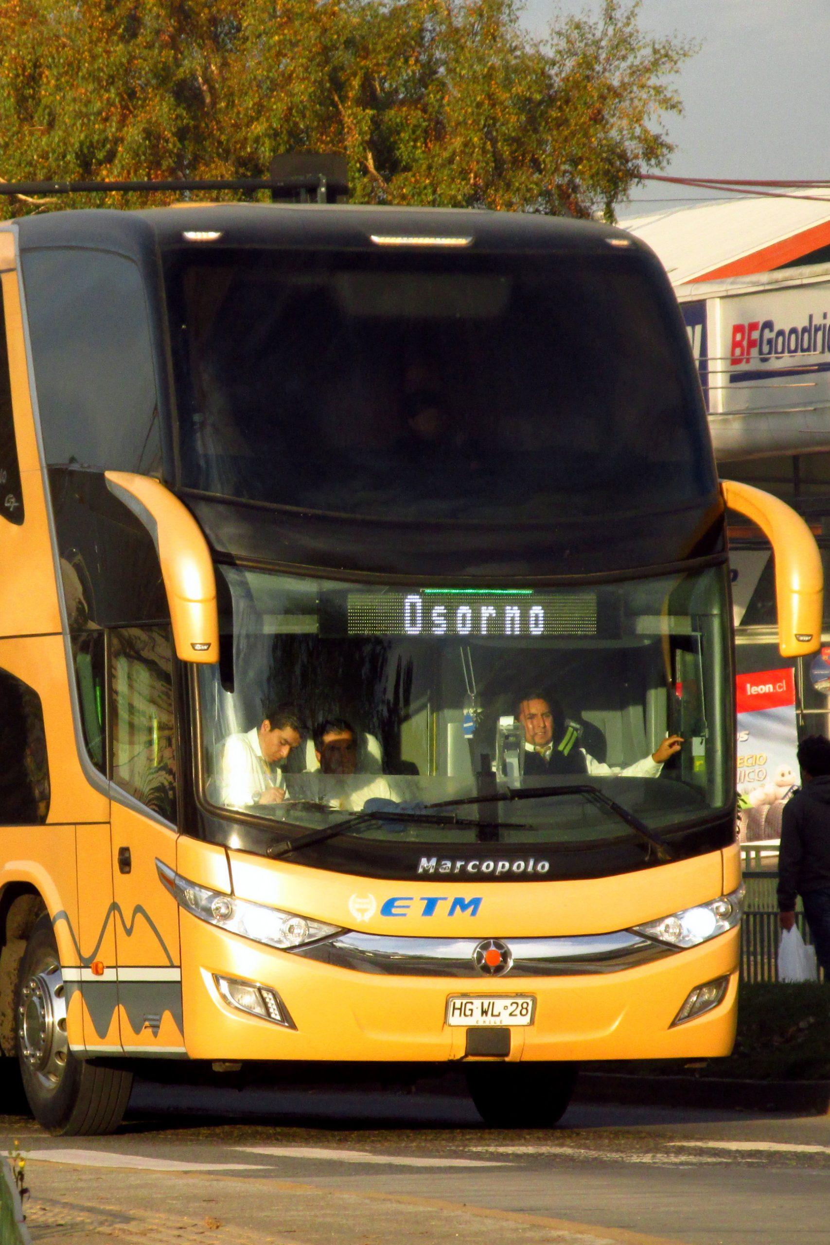 Reportajes de Transportes