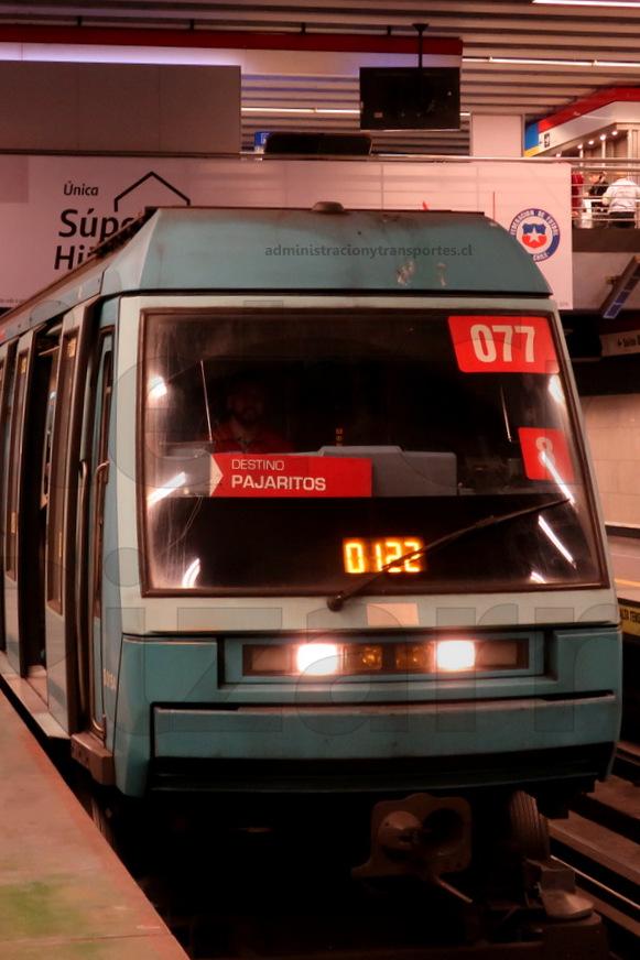 Ando en Metro